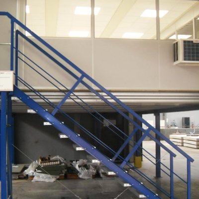 Cloison industriel pour vos entrepôts BR Équipement