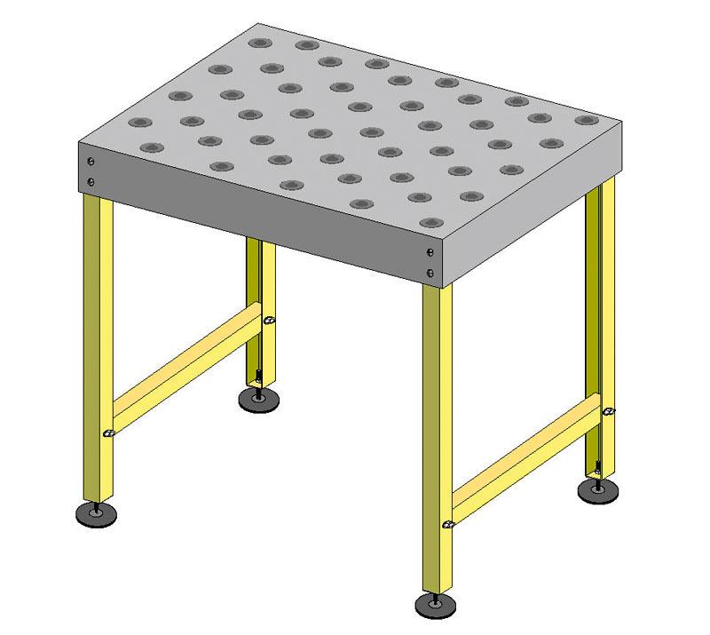 Convoyeurs rouleaux et table billes br equipement for Table pliante largeur 85