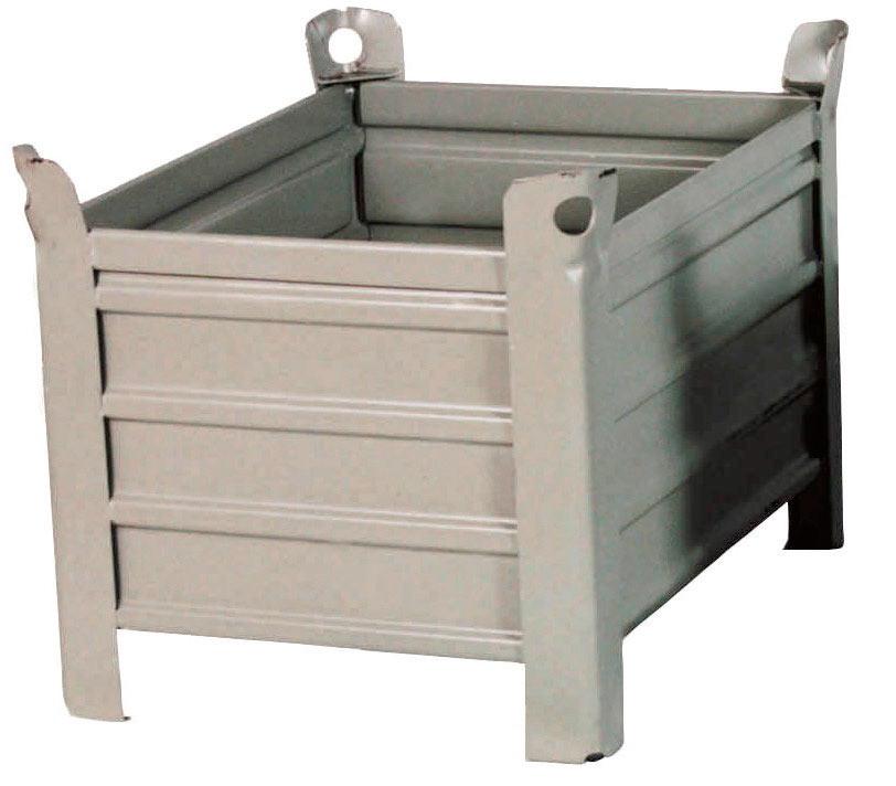 caisse palette métallique tôlée