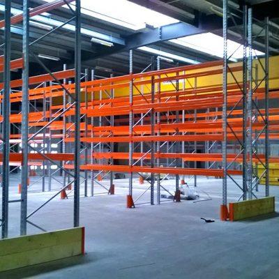 Rayonnage industriel Lourd MRK : BR Équipement