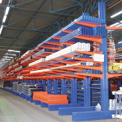 Cantilever heavy pour charges extra lourd