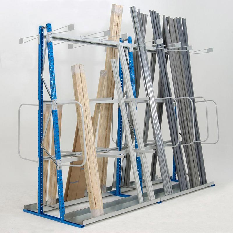 Cantilever stockage vertical
