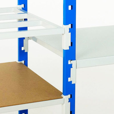 details Rayonnage Tubulaire Flip & Fliclass